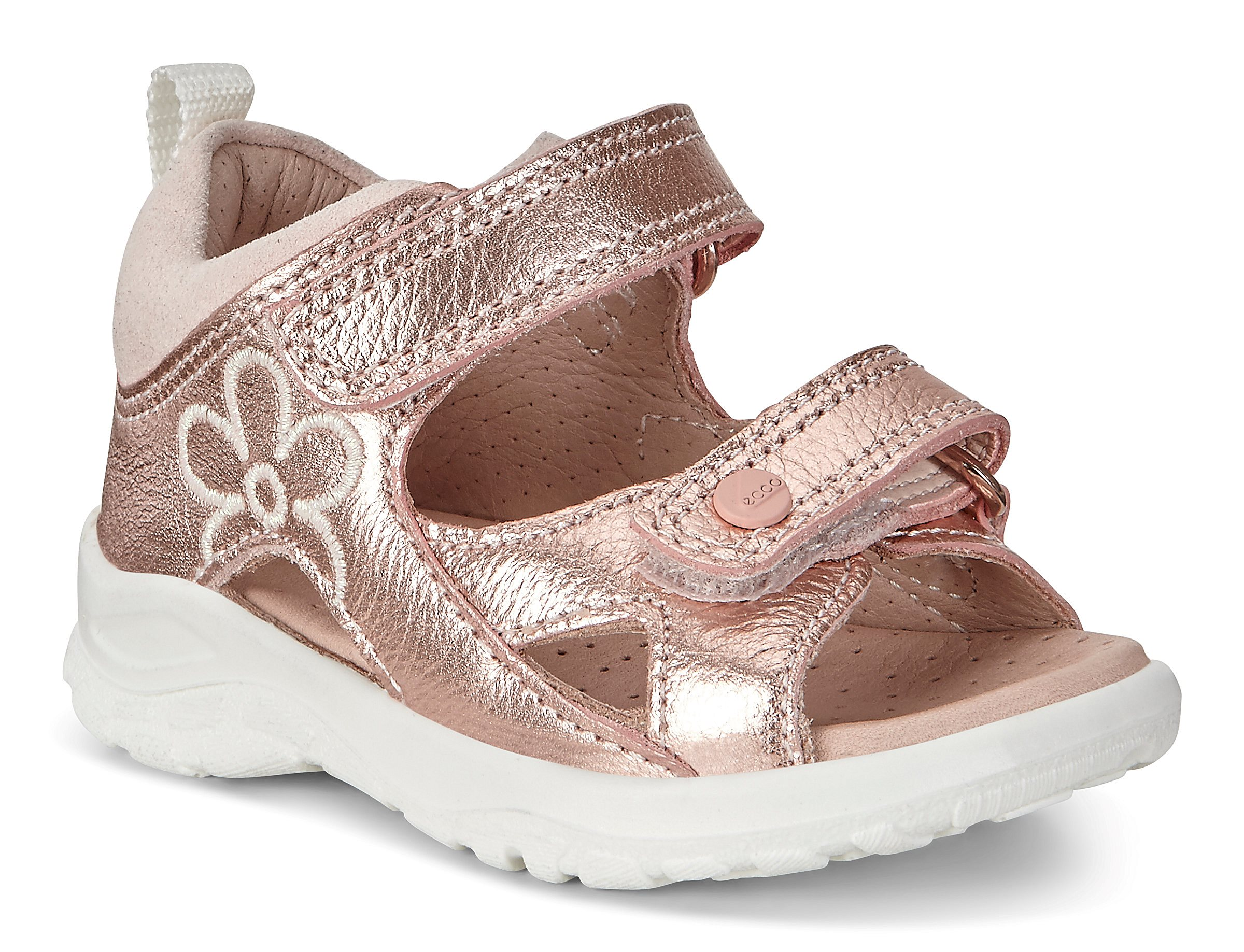 414d81865e50 ECCO PEEKABOO Kids Girls Sandals