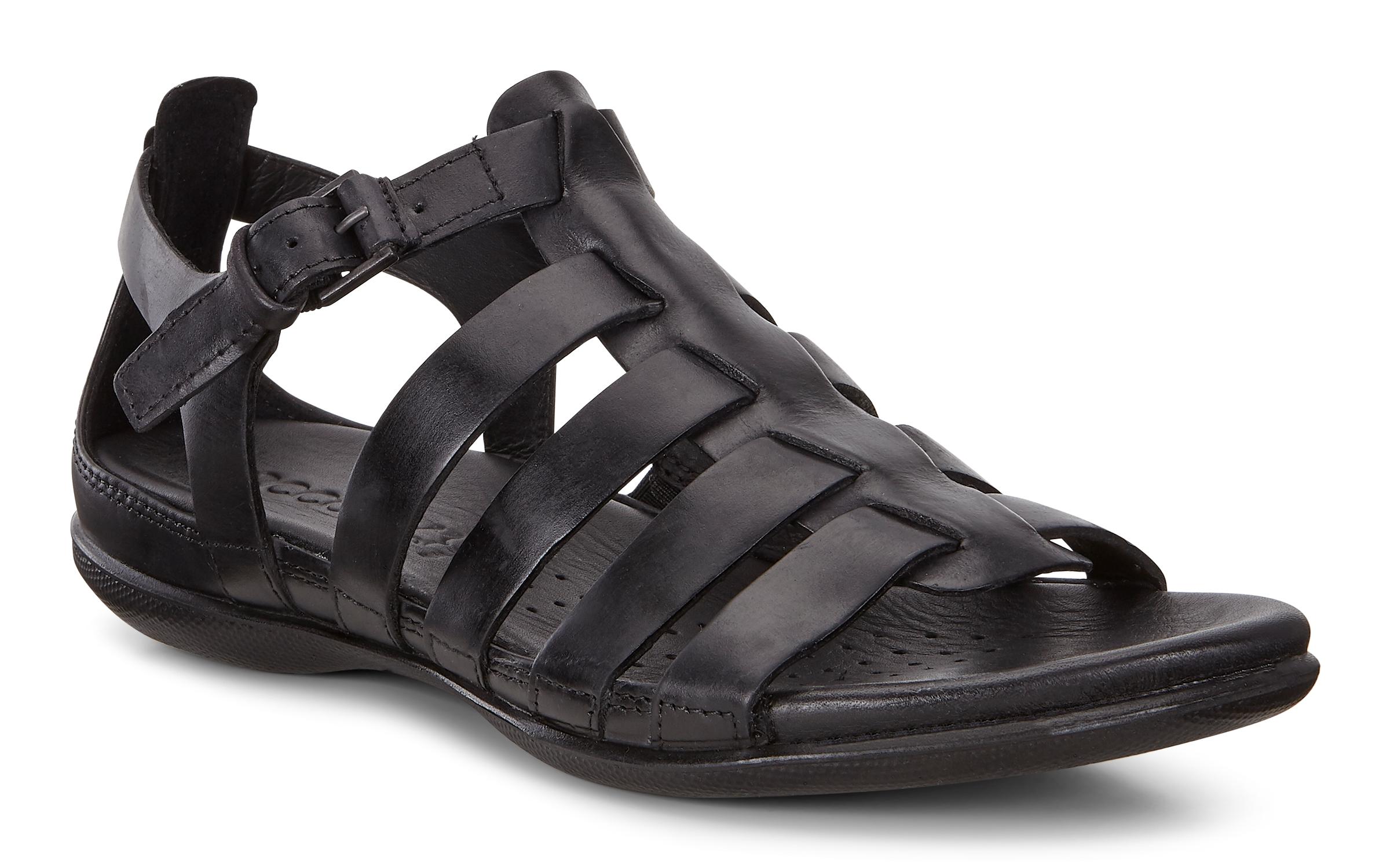 Ecco Sandal Flash Black WMN