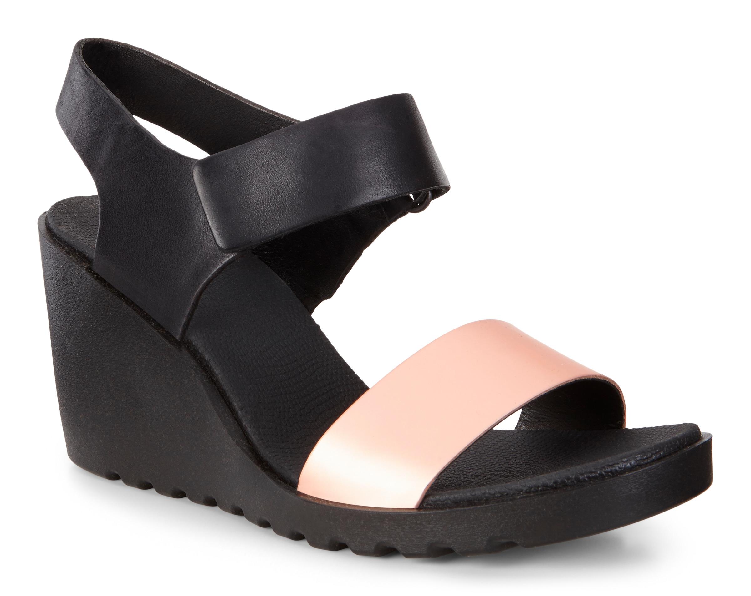 03deab0d7581 ECCO FREJA WEDGE SANDAL Women Shoes Heels