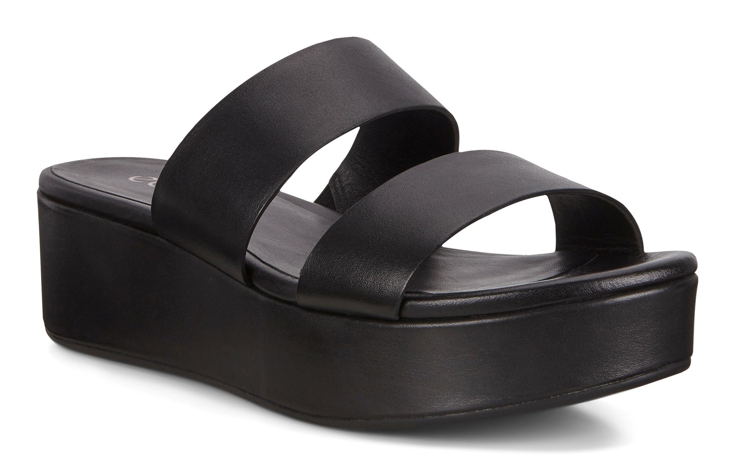 Ecco White Cruise Ii Womens Casual Sandals