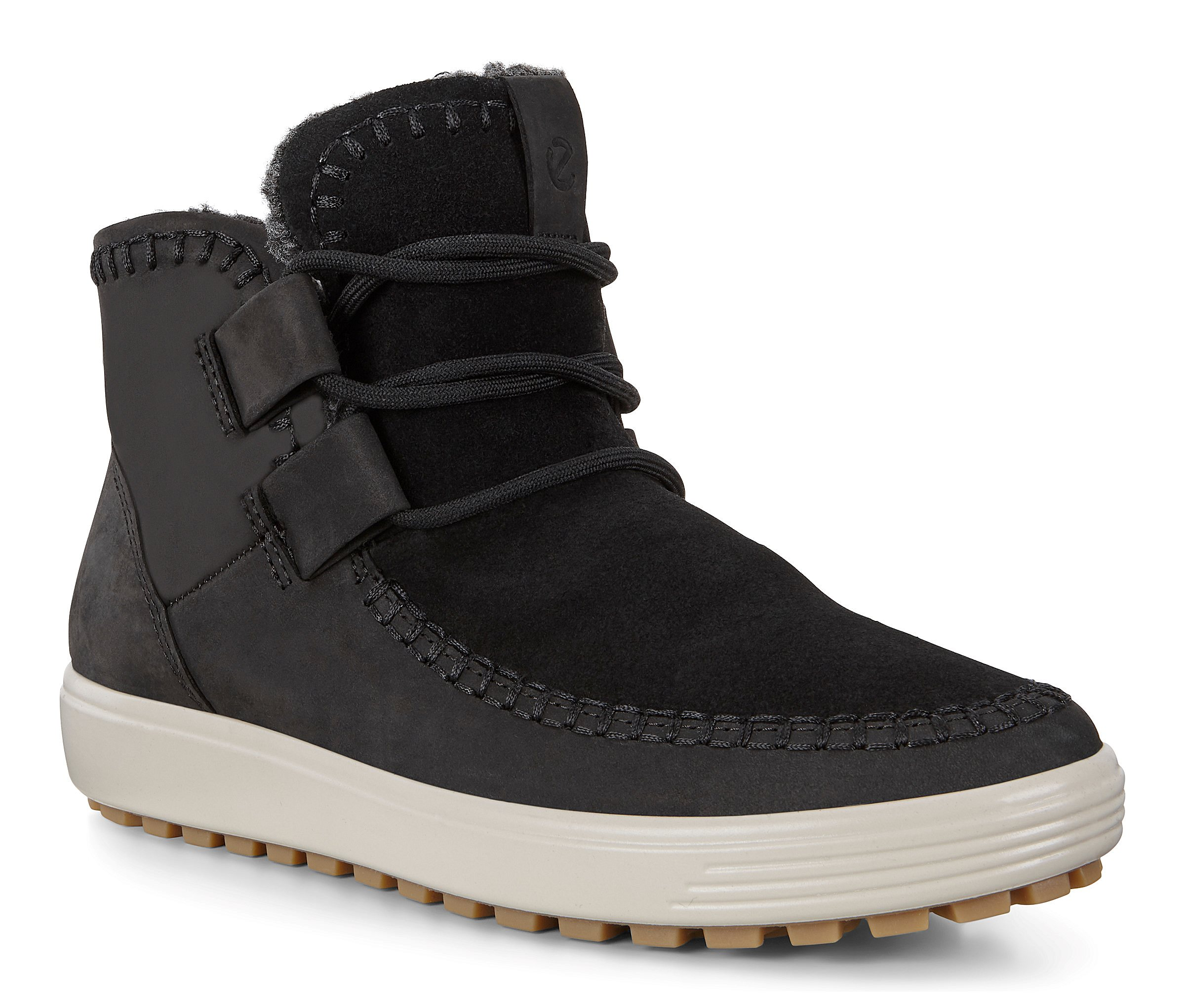 SHOES BOOTS ECCO SOFT 7 TRED W