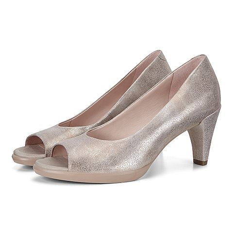 ECCO SHAPE 55 PEEP TOE SLEEK