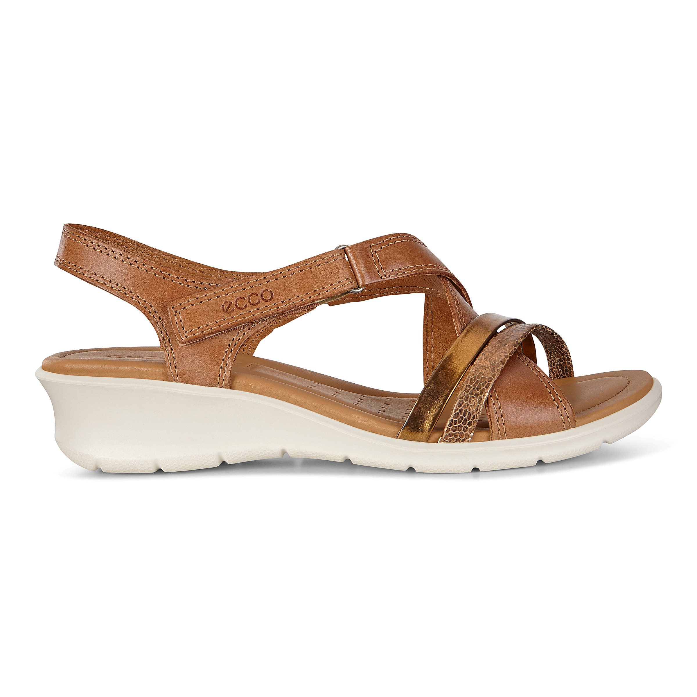 ECCO FELICIA SANDAL | HEELS | SHOES | WOMEN | ECCO® OFFICIAL