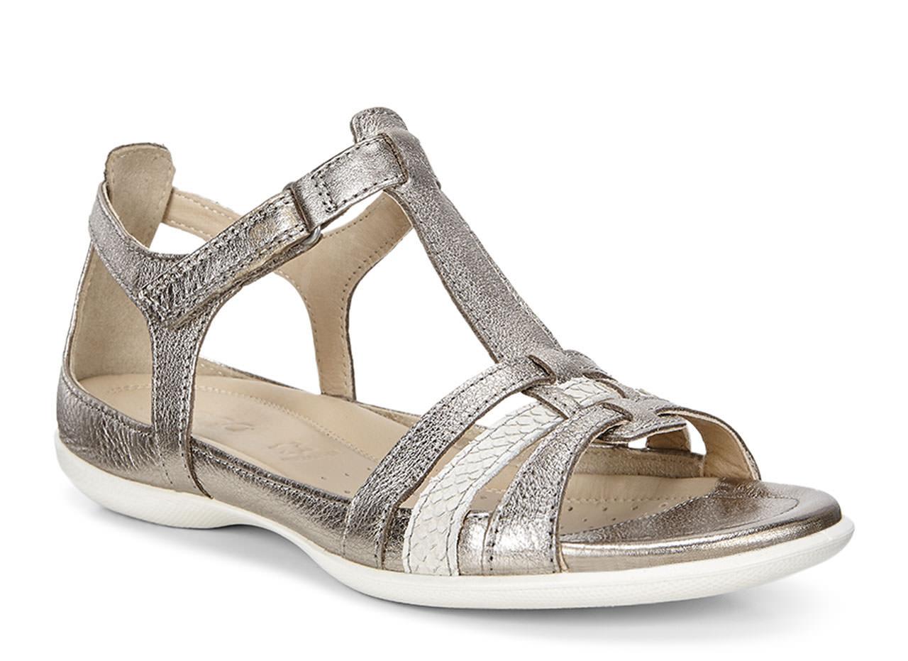 ECCO Ecco Footwear Womens Women's Touch Buckle Sandal Gladiator Sandal