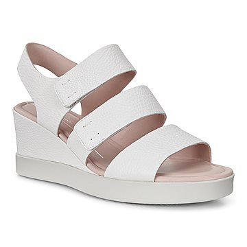 ECCO SHAPE WEDGE PLATEAU SANDAL