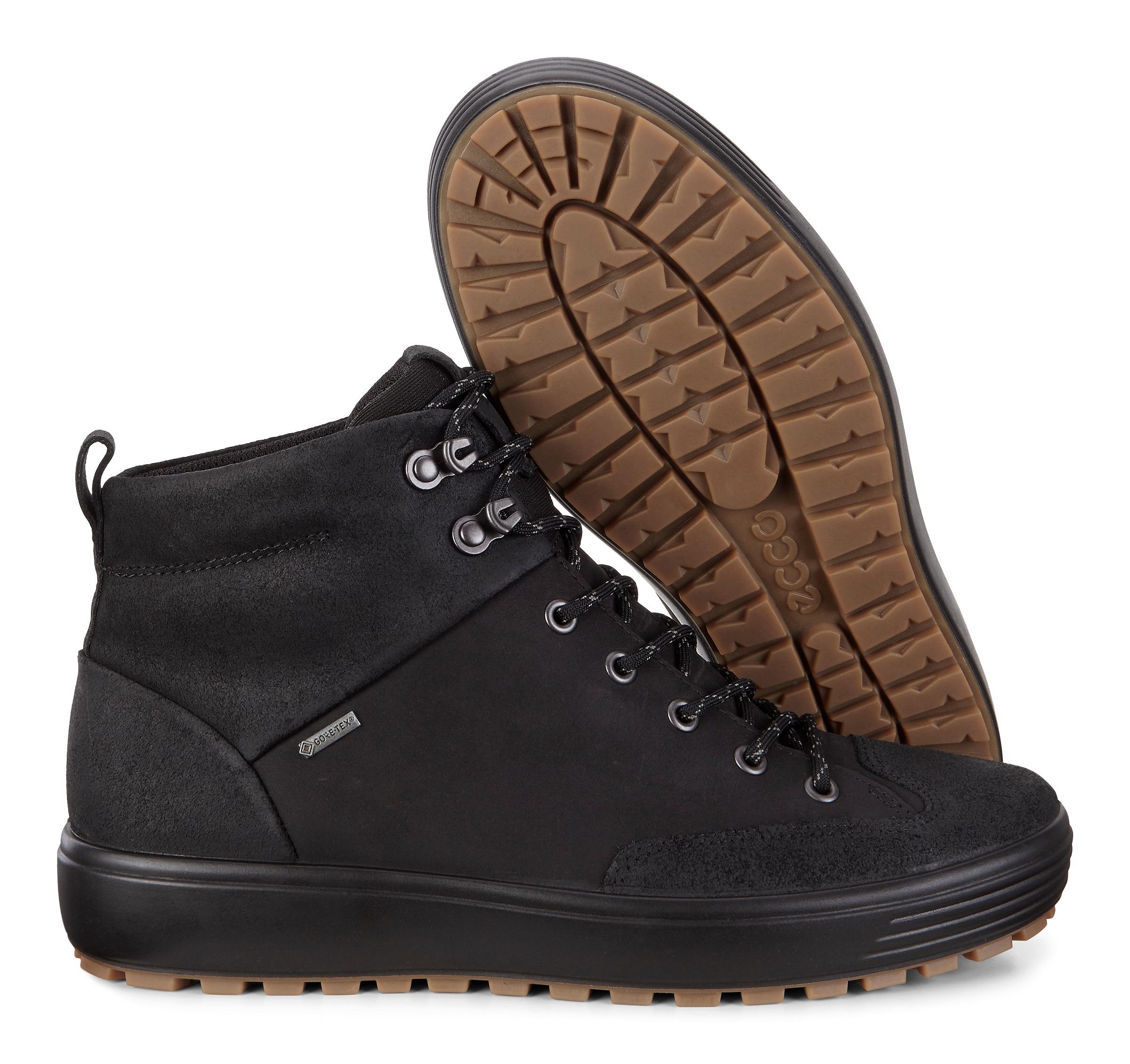 ECCO Soft 7 Tred M Sneakerstiefel Herrenstiefel