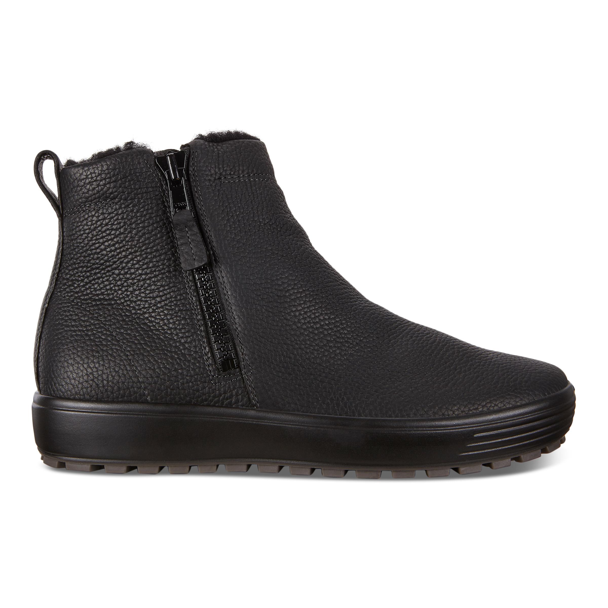 Ecco Chukka Boots Canada | Ecco Turn Gtx Mens Black