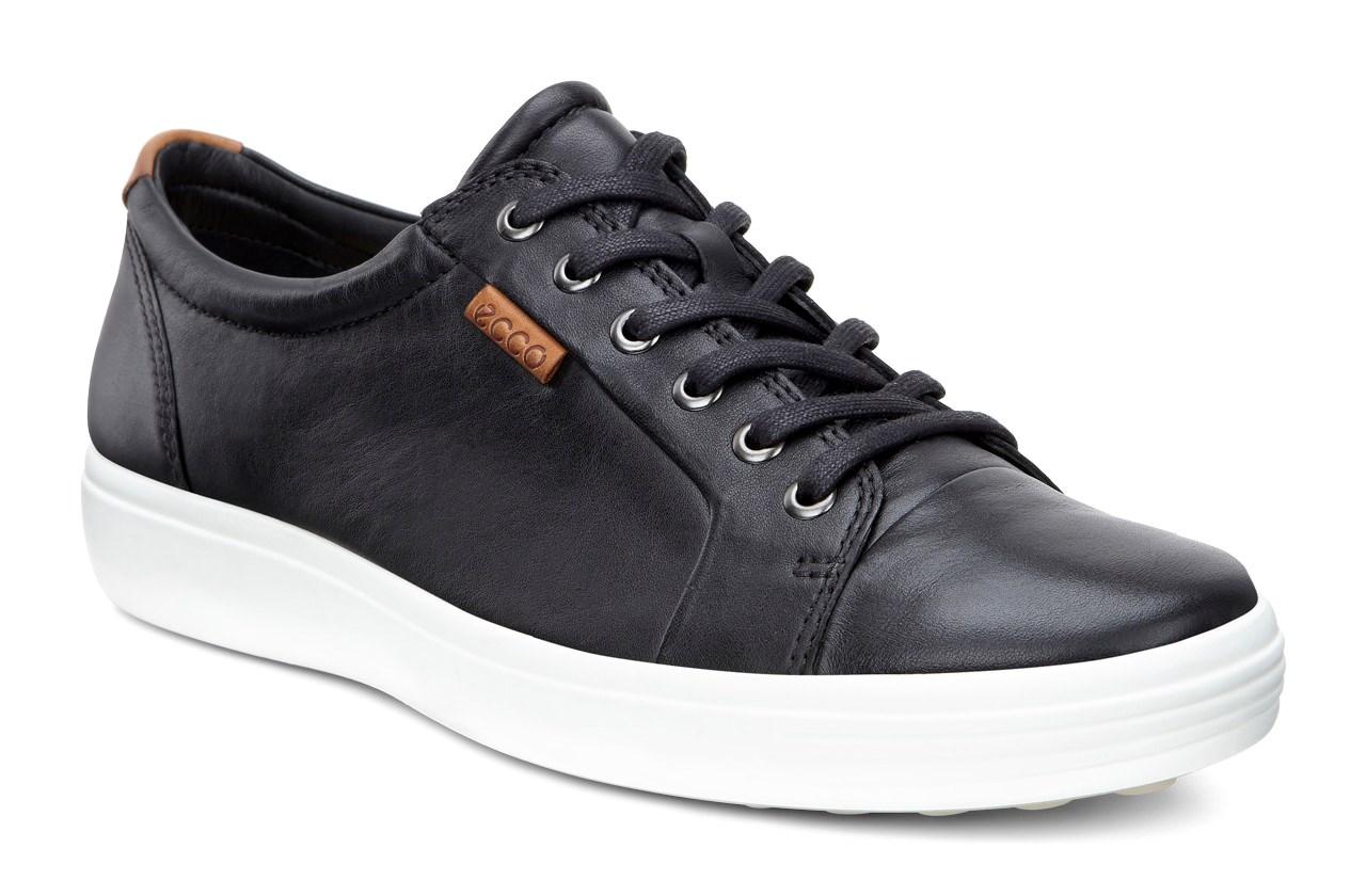 Ecco Mens Soft/7/mens Fashion Sneakers