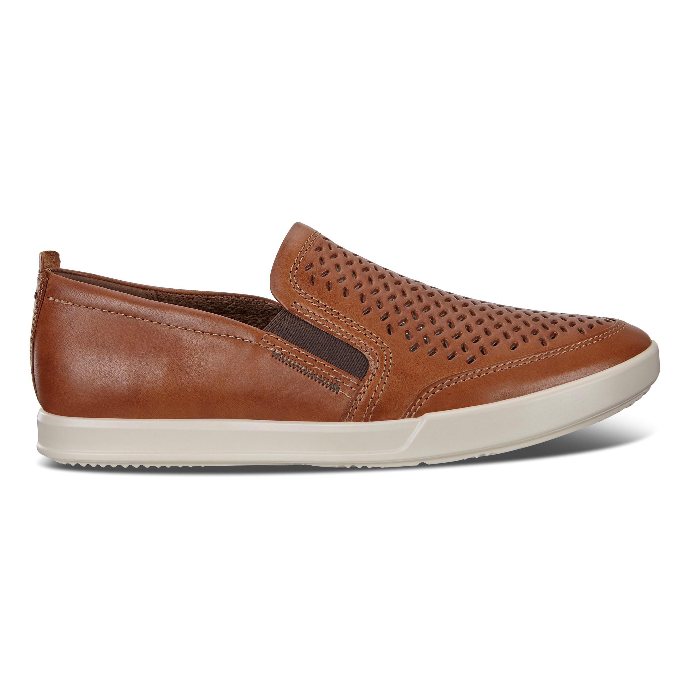 ECCO Herren Collin2.0 Slip On Sneaker: Schuhe & Handtaschen