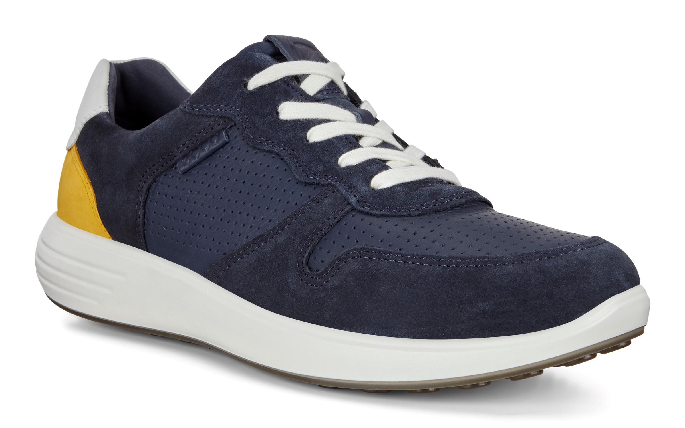 Ecco Sneakers Blauw 460624