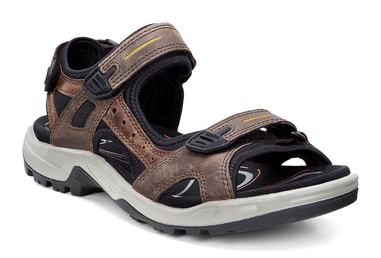 mens ecco sandals on sale