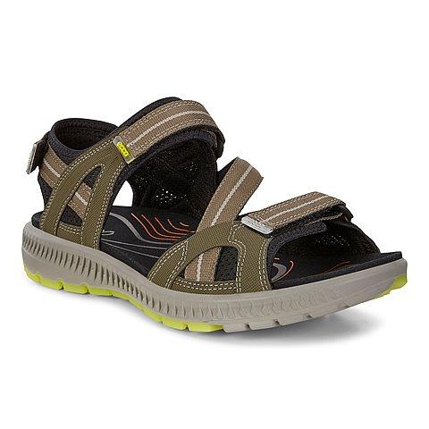 b2f62875e829 ECCO TERRA SANDAL Outdoor Men Sandals