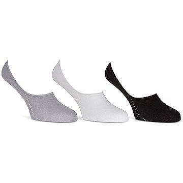 ECCO In-Shoe Reversible Sock (3 Pack)