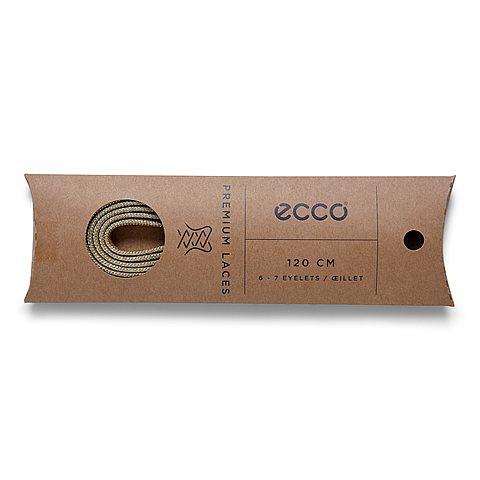 ECCO Metallic Flat Laces