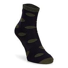 ECCO Contrast Dotted Socks Women's