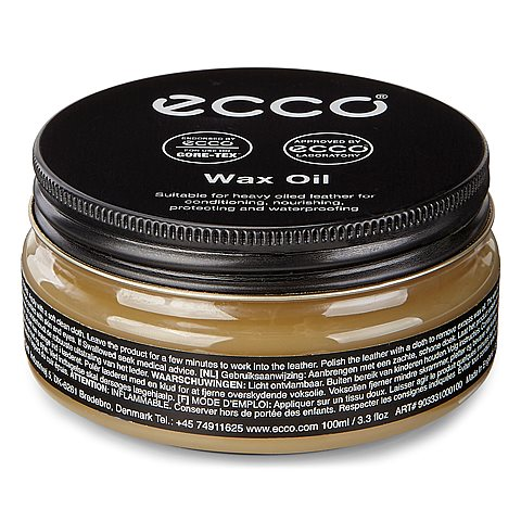 ECCO Wax Oil 100 ml