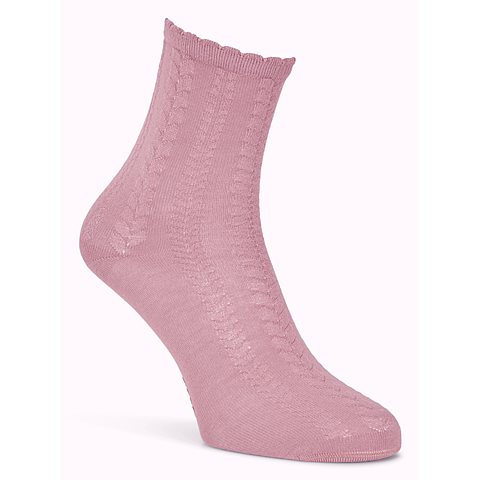 ECCO Cable Knit Socks