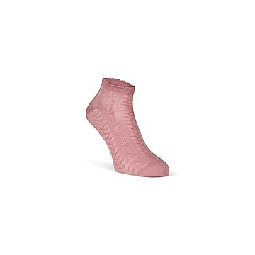 ECCO Short Cable Knit Socks