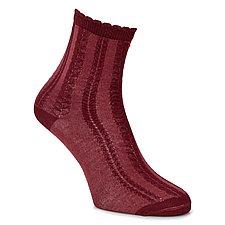 ECCO Cable Knit Socks